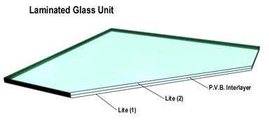 Compensation vitre distance vitre paßscheibe 60x110x1